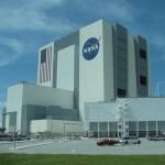 Das größte Gebäude der Welt (nach Volumen) Vehicle Assembly Building für Staturn V Raketen