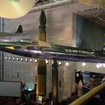 X-15 Raketentestflugzeug (vmax > 7200 km/h)