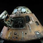 Orginal Apollo 14 Kapsel